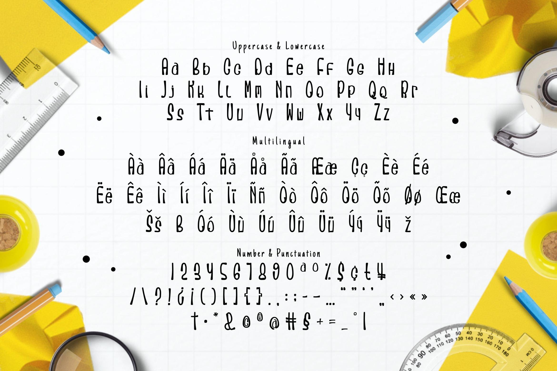 Auto Yellow Font example image 5