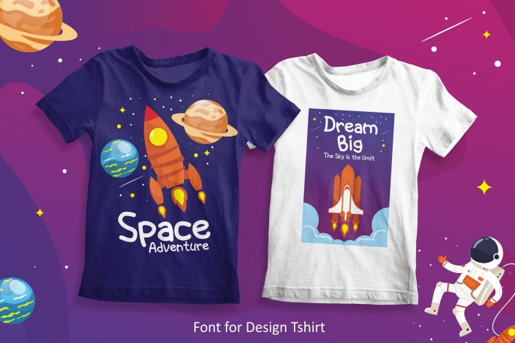 Space kids example image 5