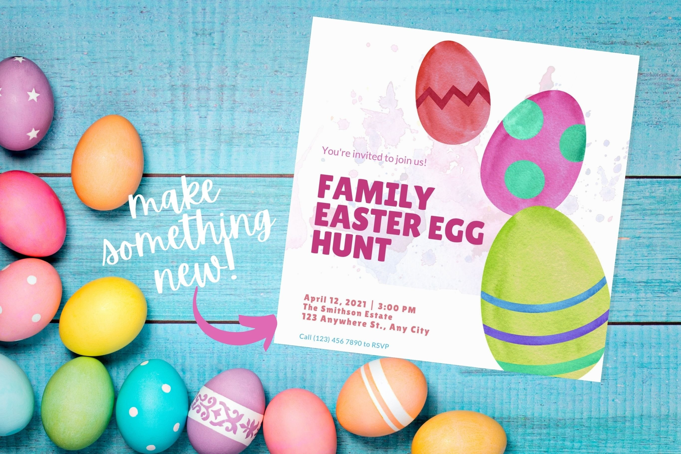 Easter Egg Watercolor Clip Art Sublimation Jelly Beans example image 3