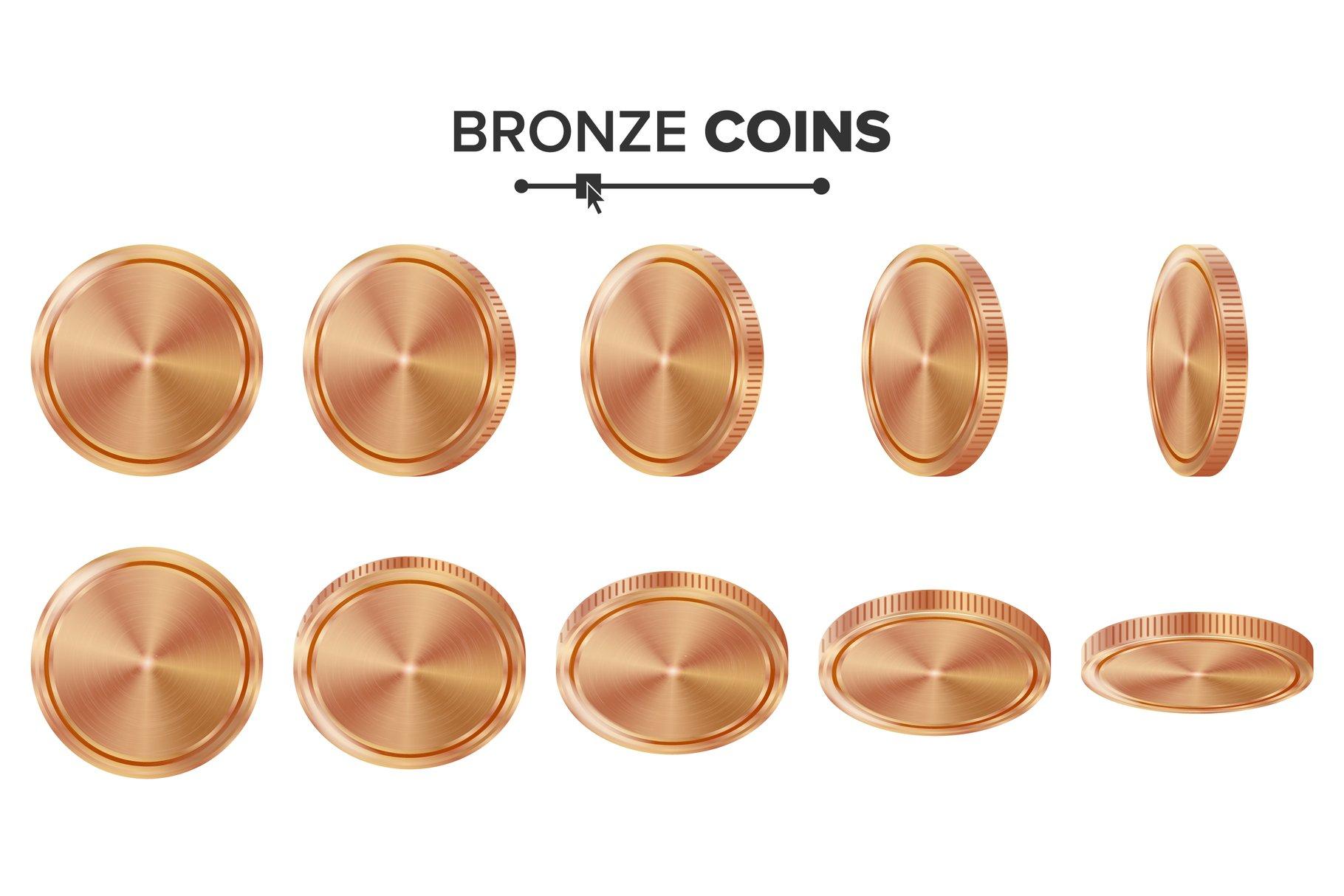 Empty 3D Bronze example image 1