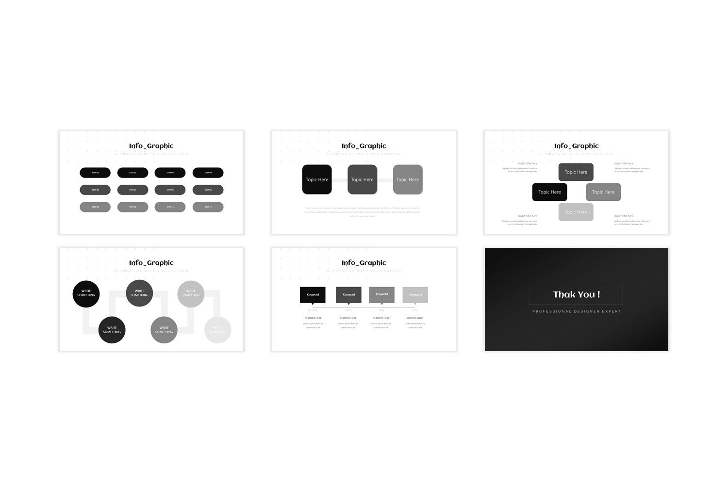 Graphicaone - Keynote Template example image 4