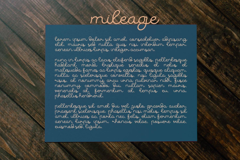 Mileage example image 9