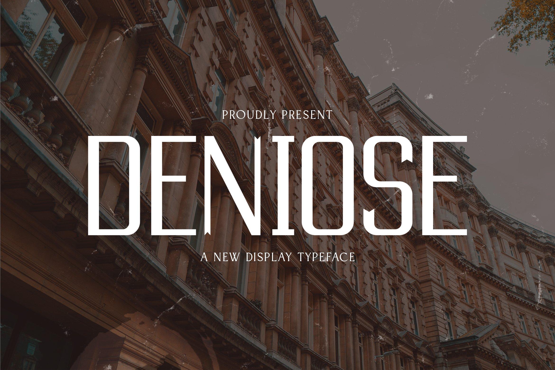 Denoise example image 1