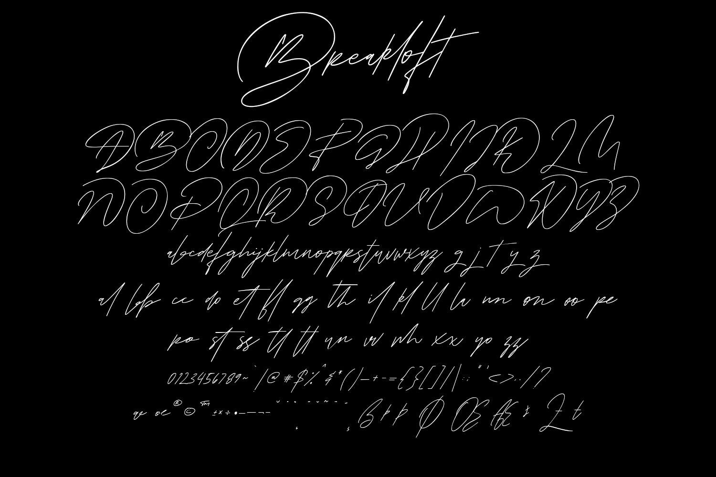 Breakloft Signature example image 10