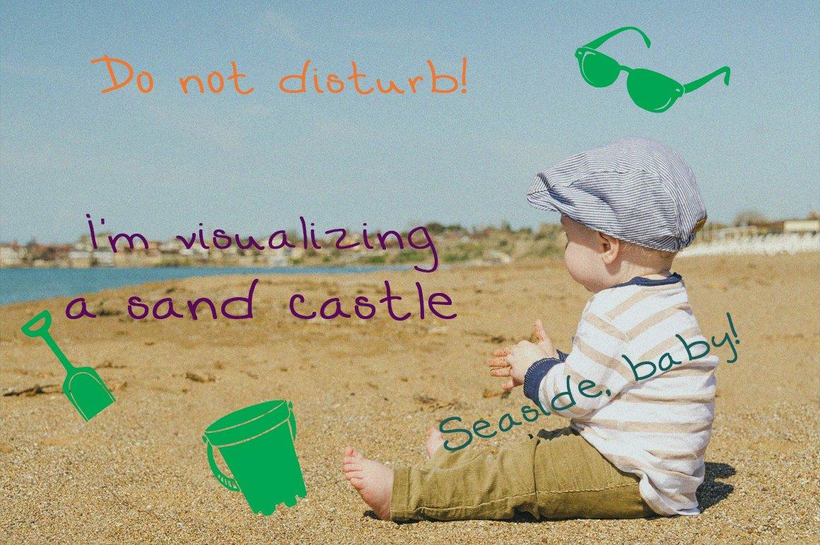 Aleksandr – Clean and Rebel Font example image 4