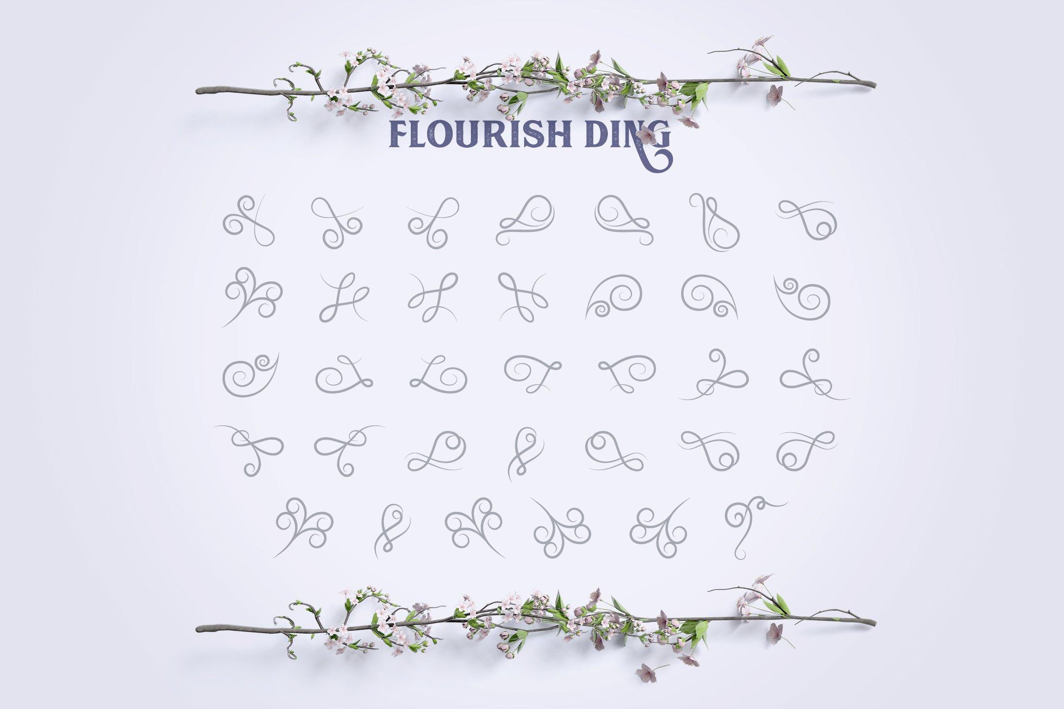 Flourish Ding example image 4