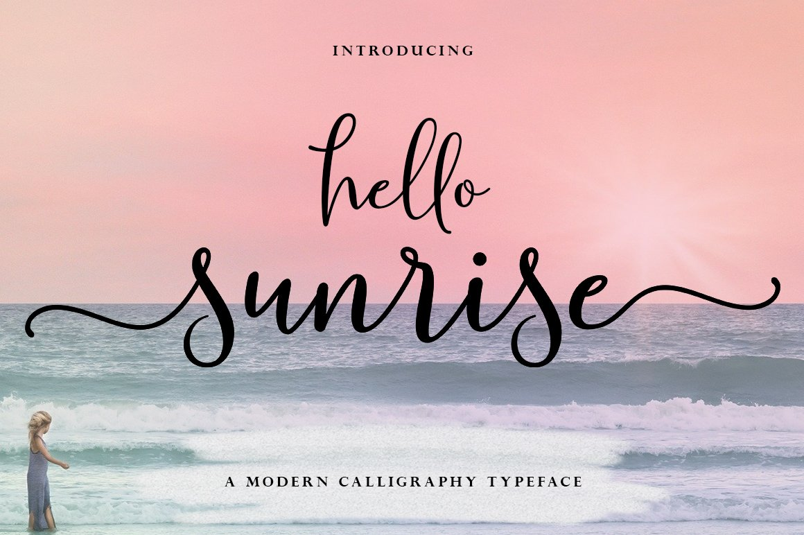 Hello Sunrise Script example image 1