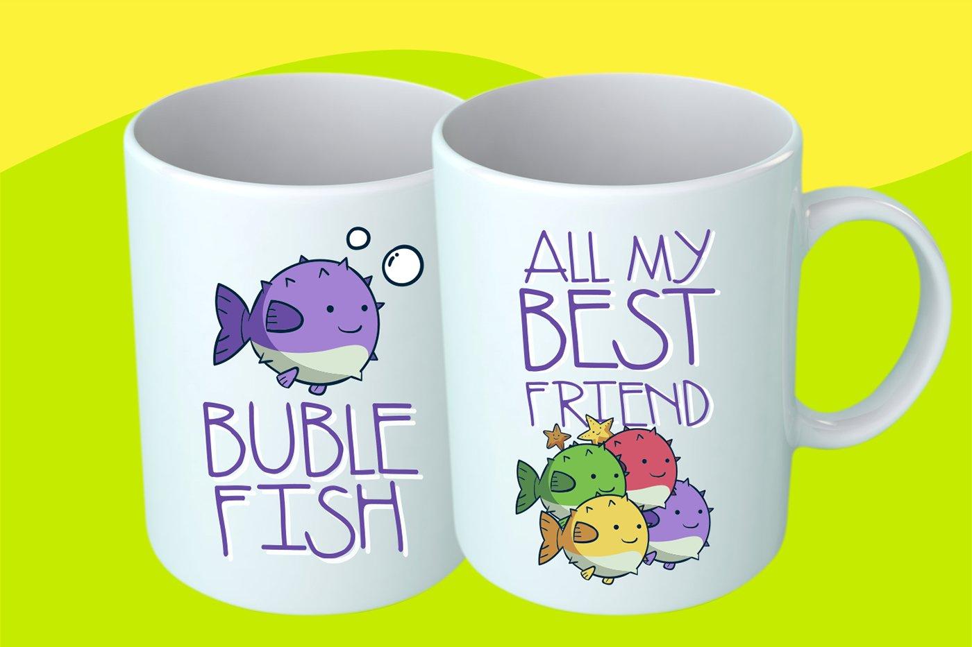 Bubble Fish example image 3