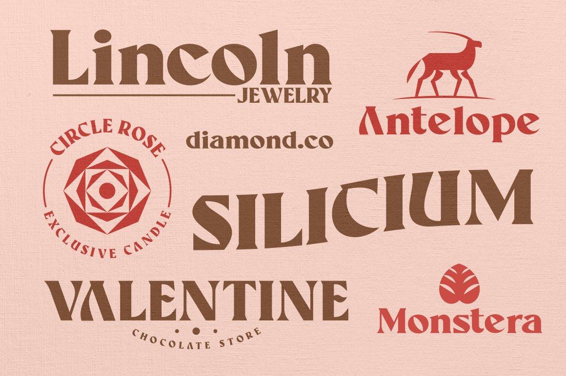 Aveline Elegant Font example image 2