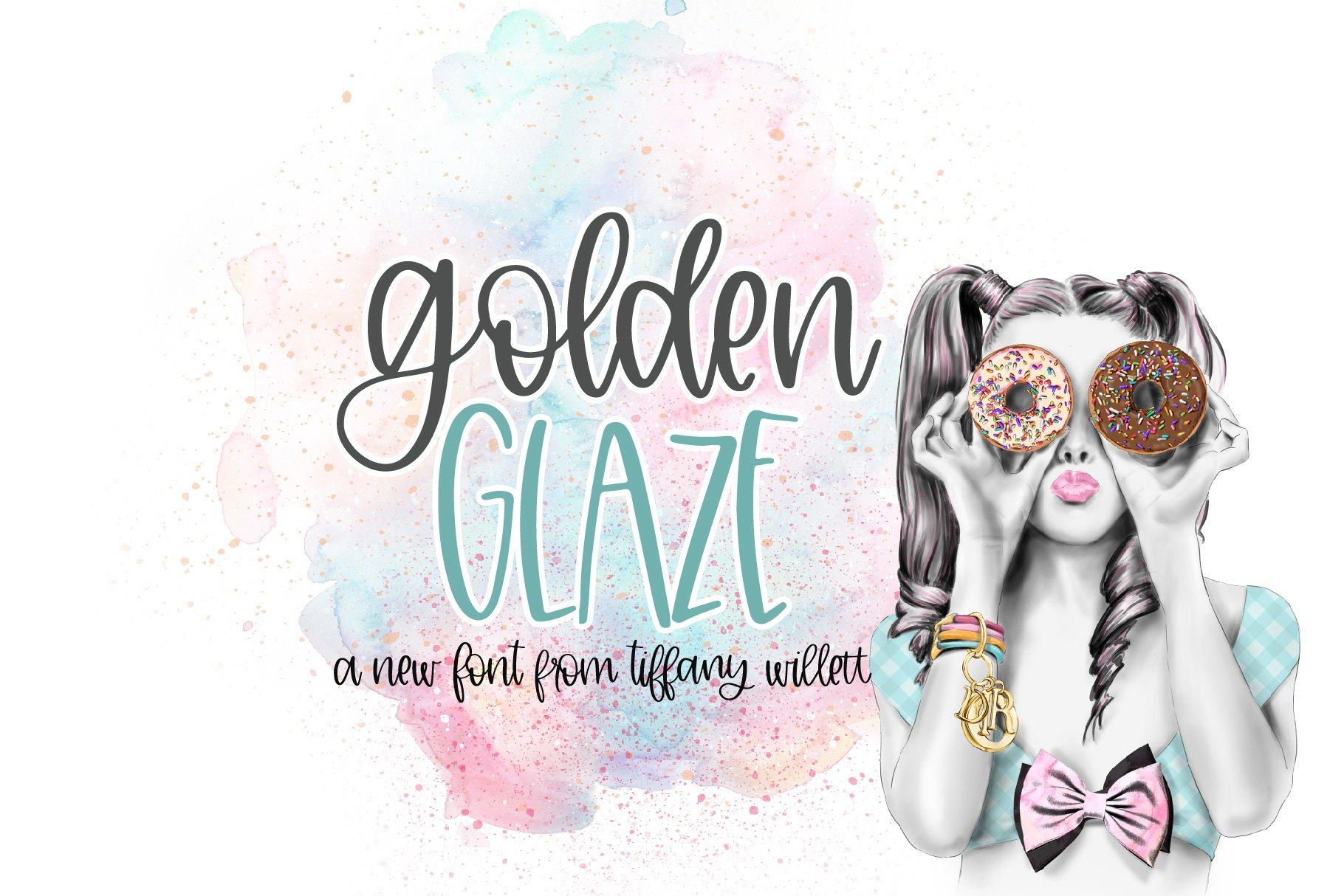 Golden Glaze example image 1