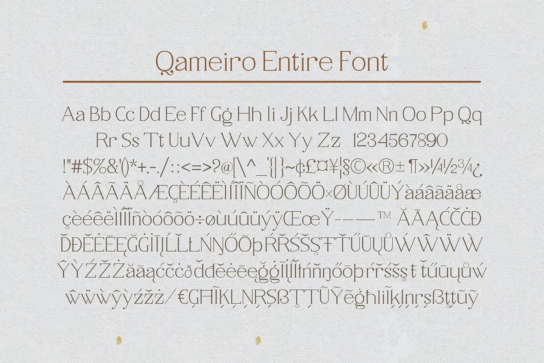 Battic Hand Written Font example image 9