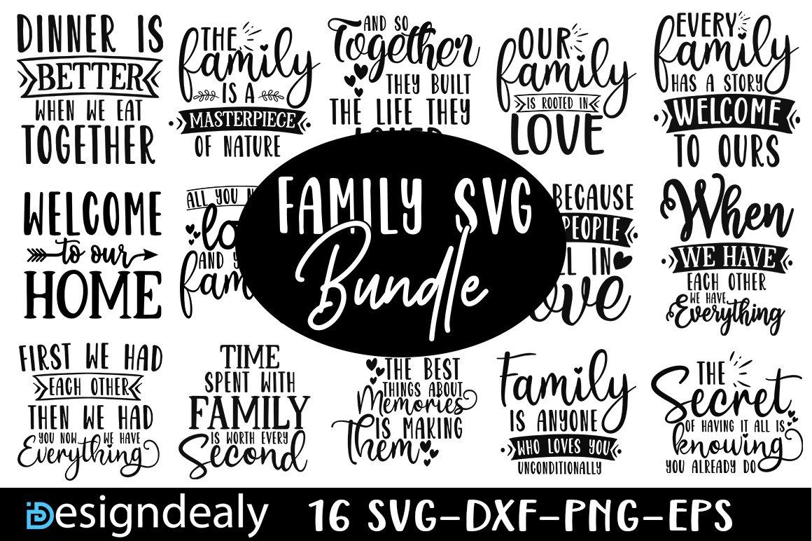 650 Designs | Massive Bundle,The Huge SVG Bundle,Big Bundle example image 6