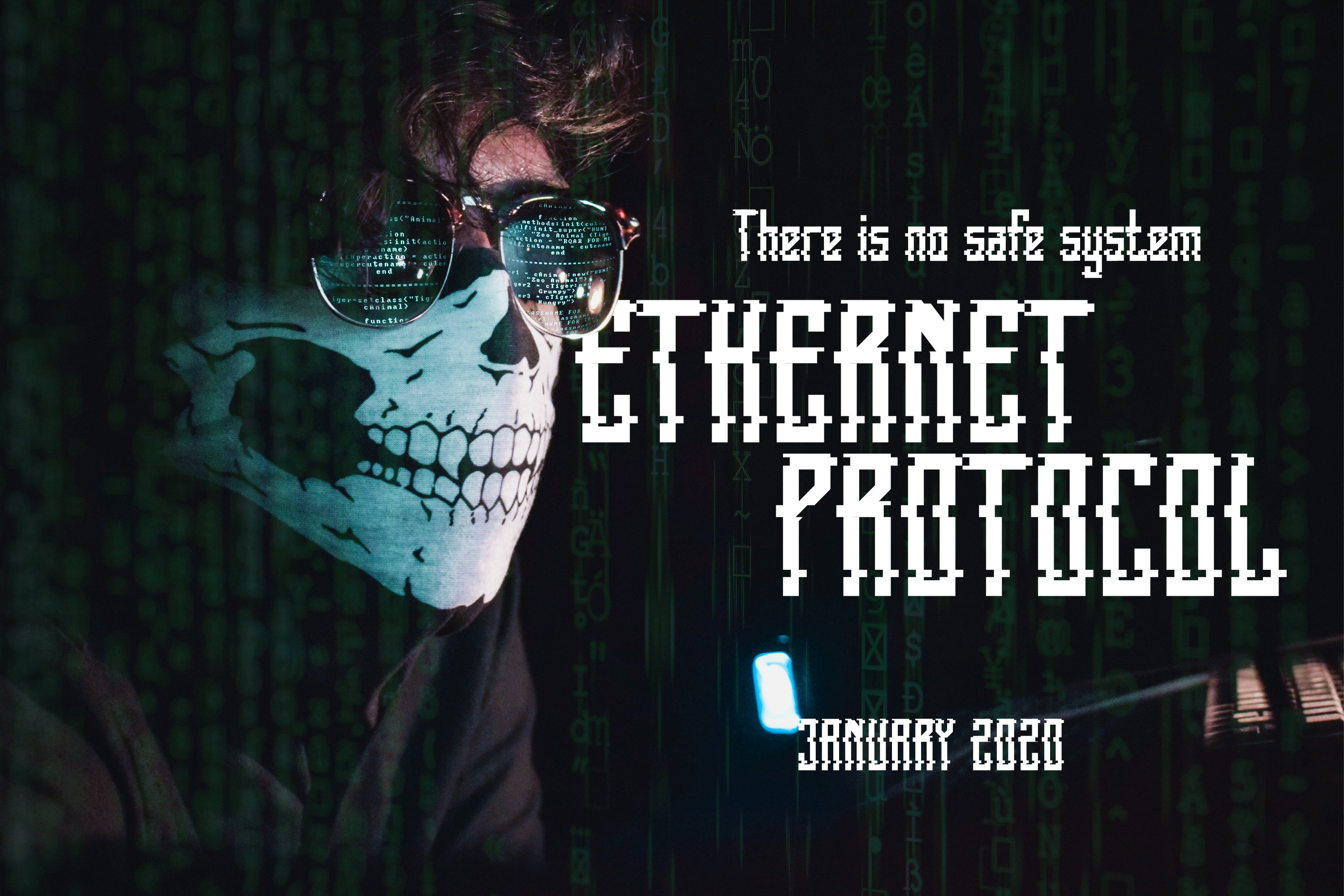 Ethernal Youth Font example image 3