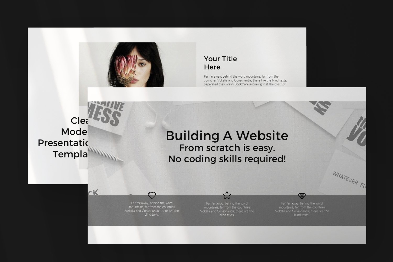 Batas Presentation Template example image 5