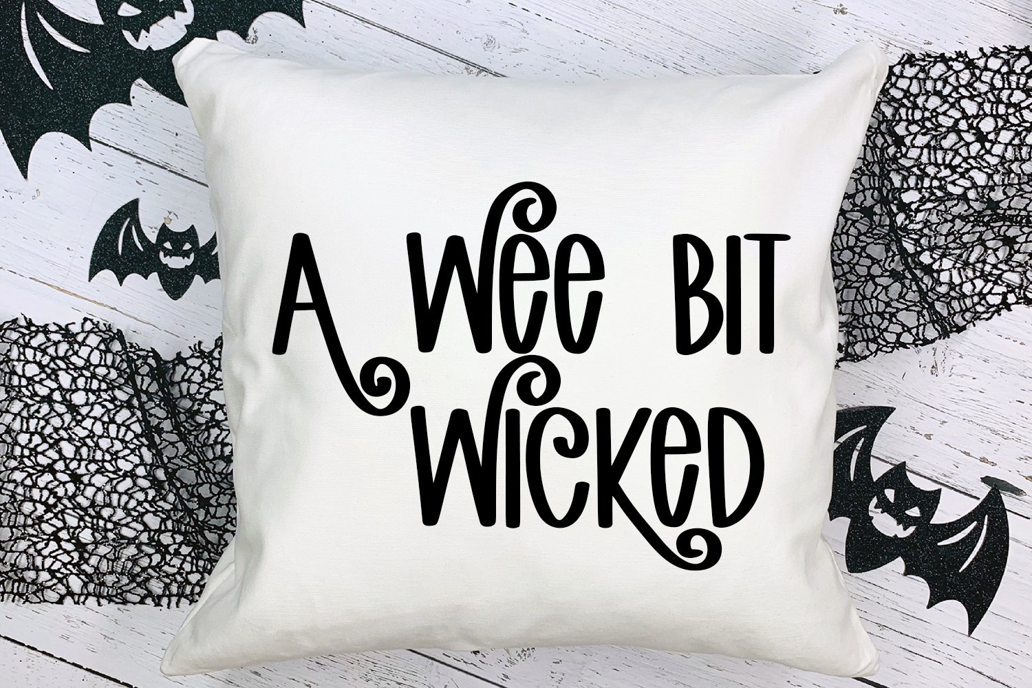 Spooky Halloween - A Hand-Lettered Halloween Font example image 5