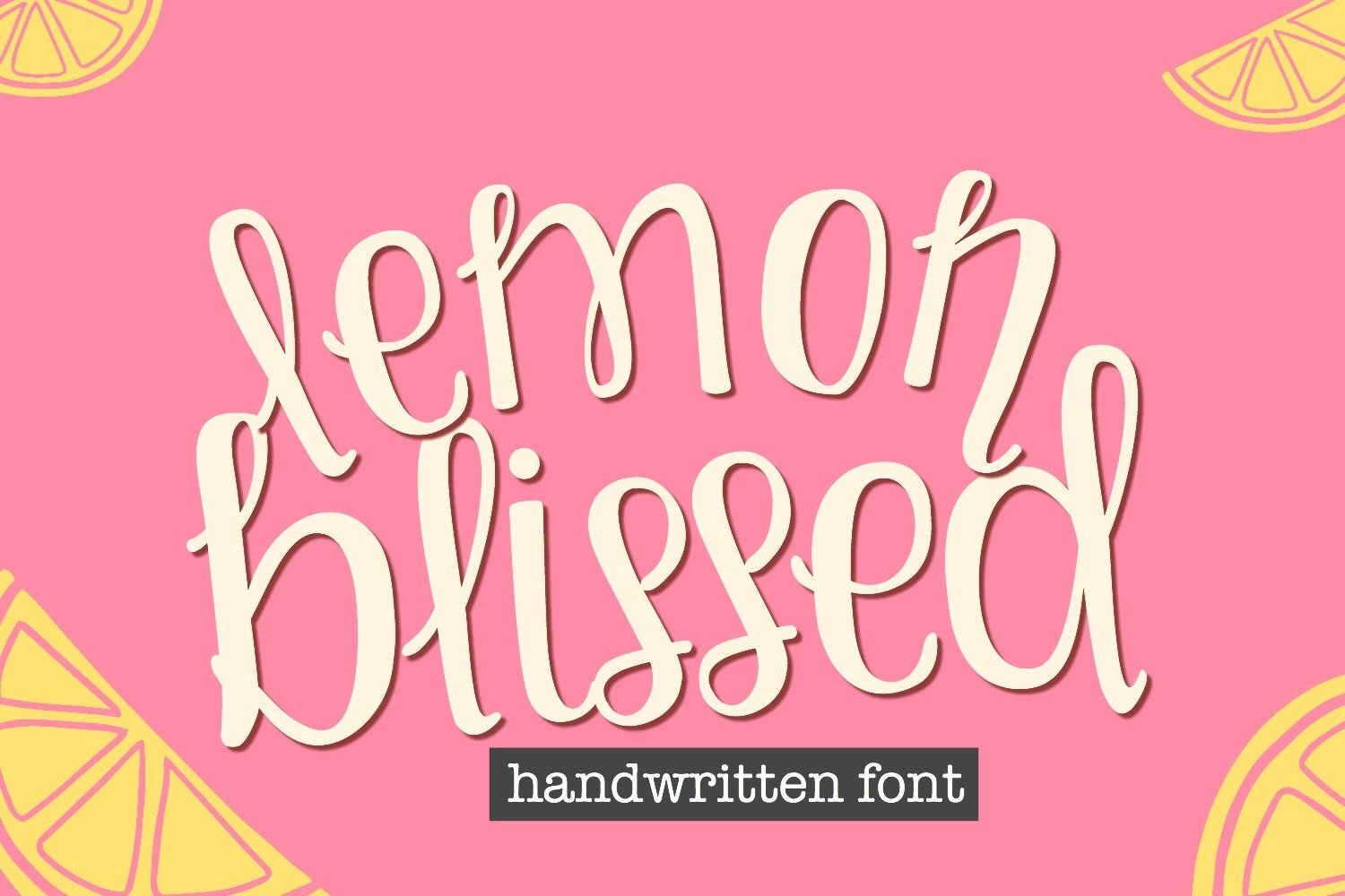 Crafter Handwritten Font Bundle- 7 Smooth Cuttable Fonts example image 26