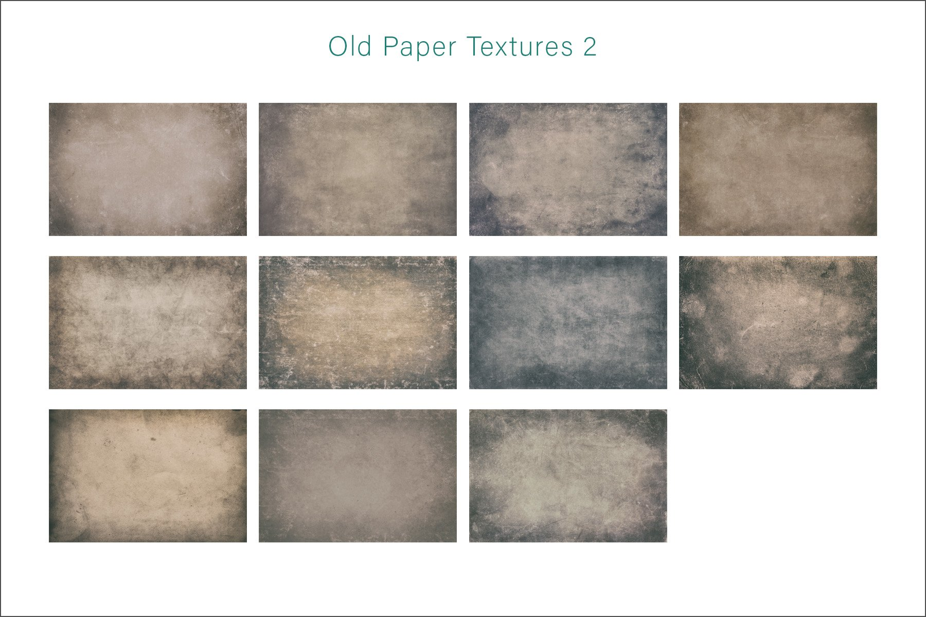 Photo Art Old Textures Bundle example image 2