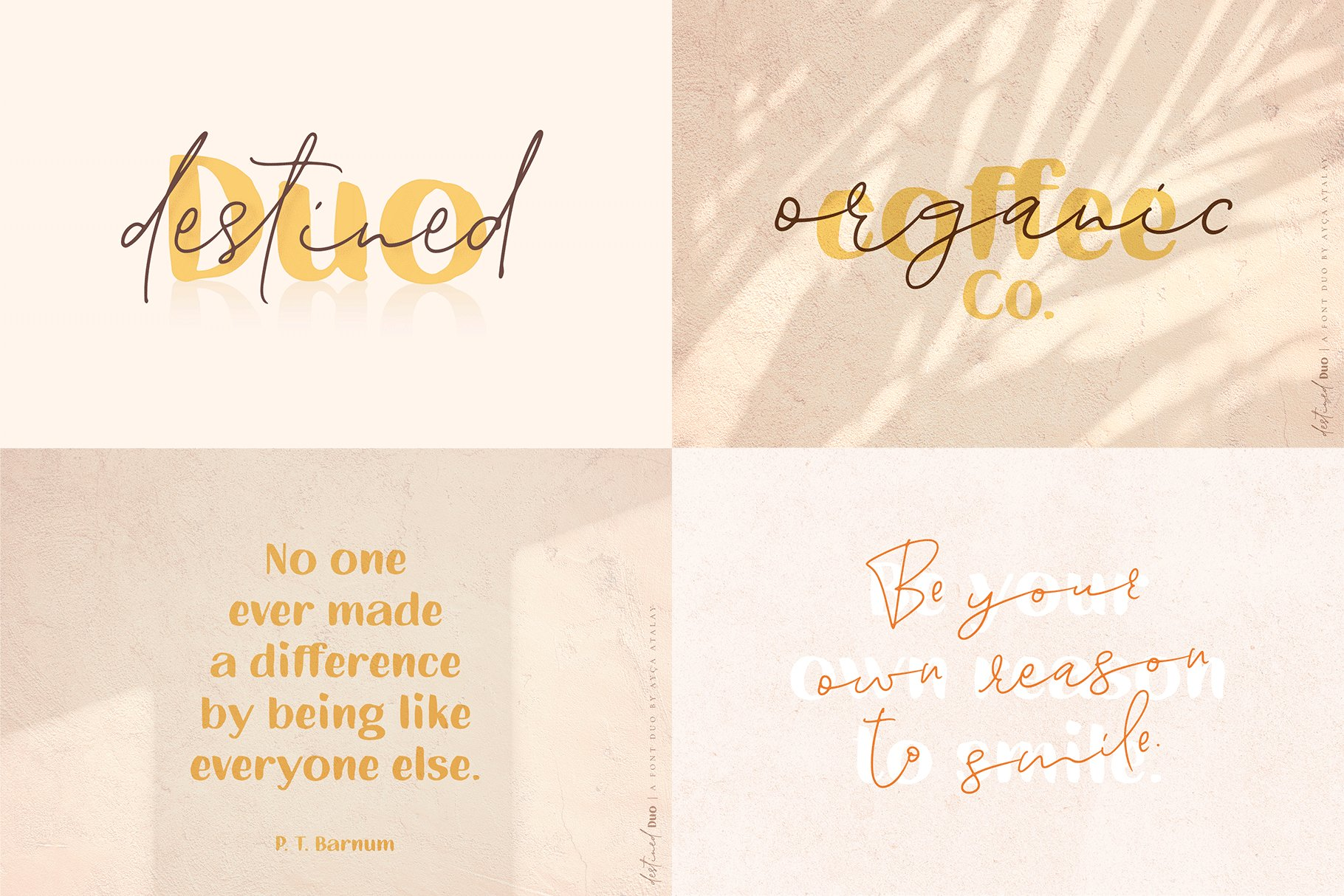 The Hand Lettered Font Bundle example image 4
