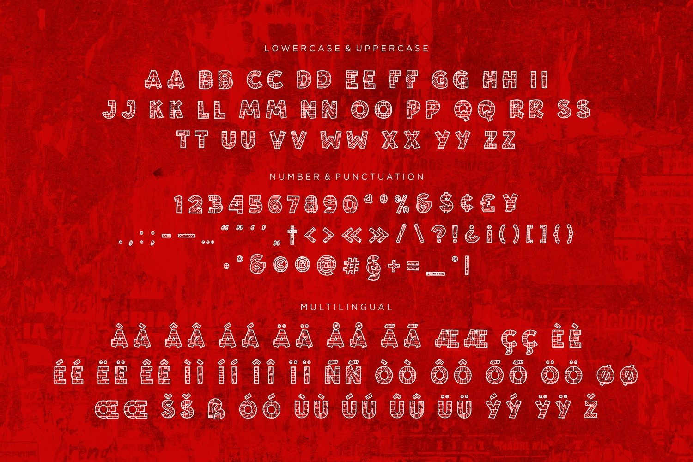 Kintamani - Street Display Font example image 3