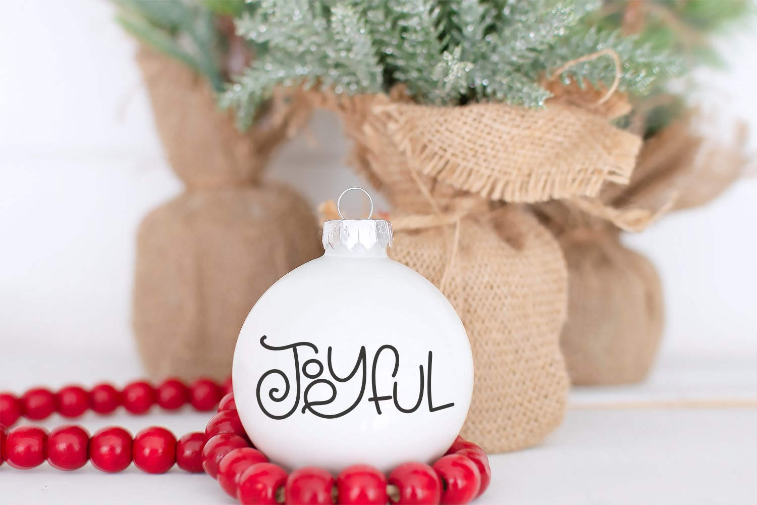Christmas Wishes - A Christmas Handlettered Font Duo example image 6