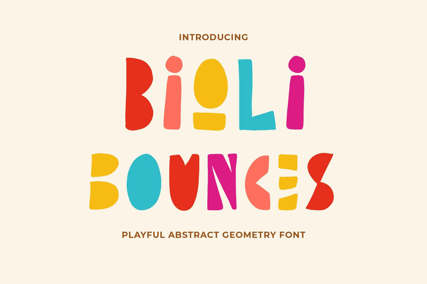 Bioli Bounces example image 1