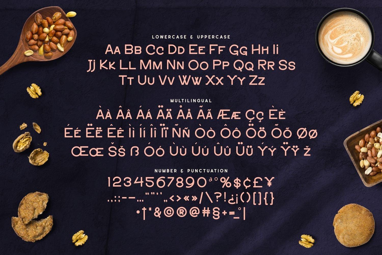 McKenzie - Sans Display Font example image 5