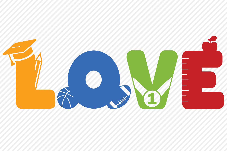 Love Svg Cut File Teacher Shirt Design 483683 Svgs Design Bundles