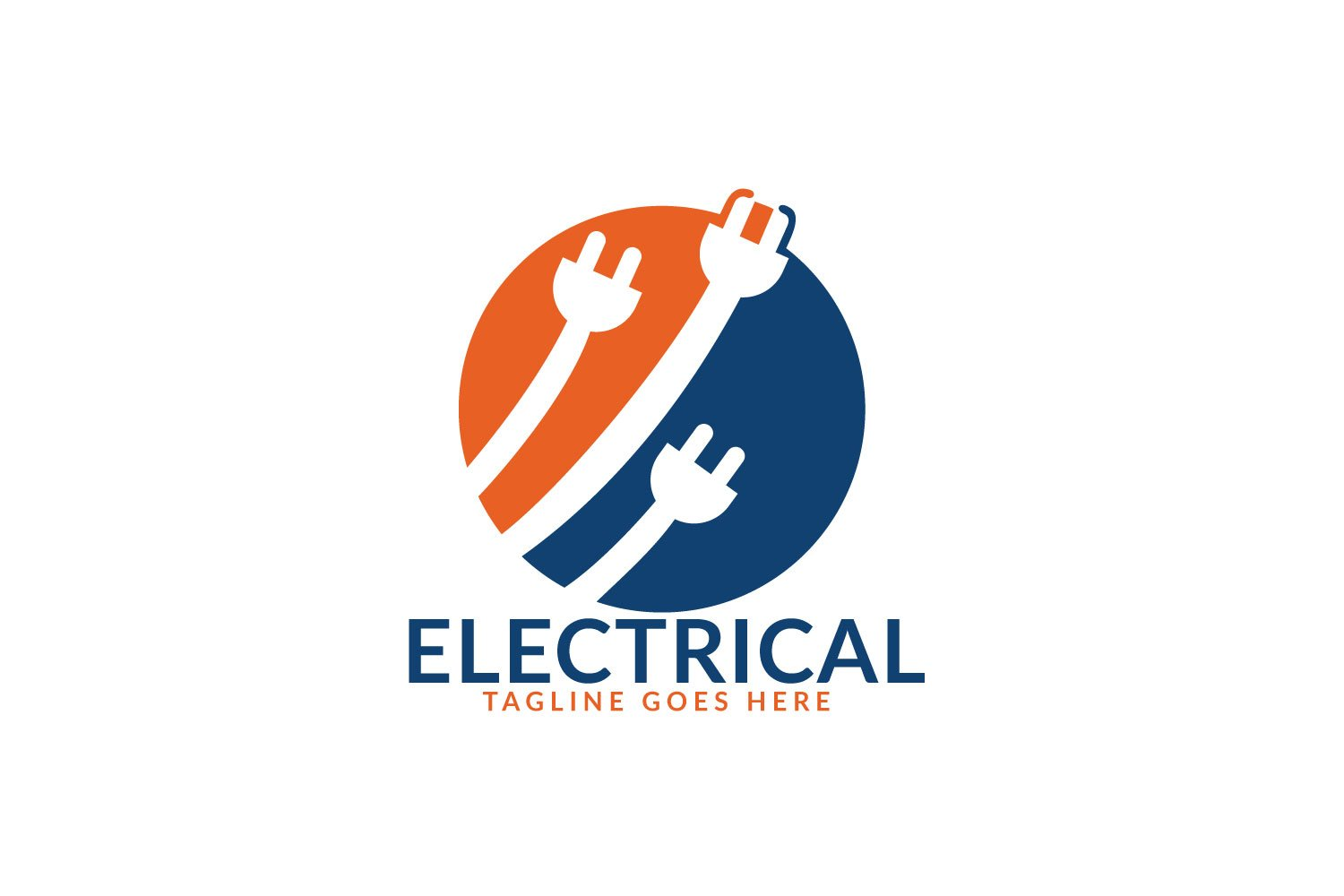 electrical plug logo design power energy symbol 244366 logos design bundles electrical plug logo design power energy symbol