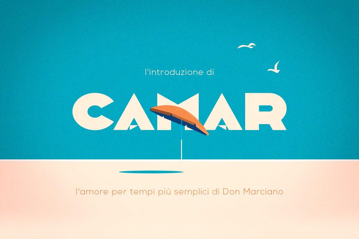 Camar - Retro example image 1
