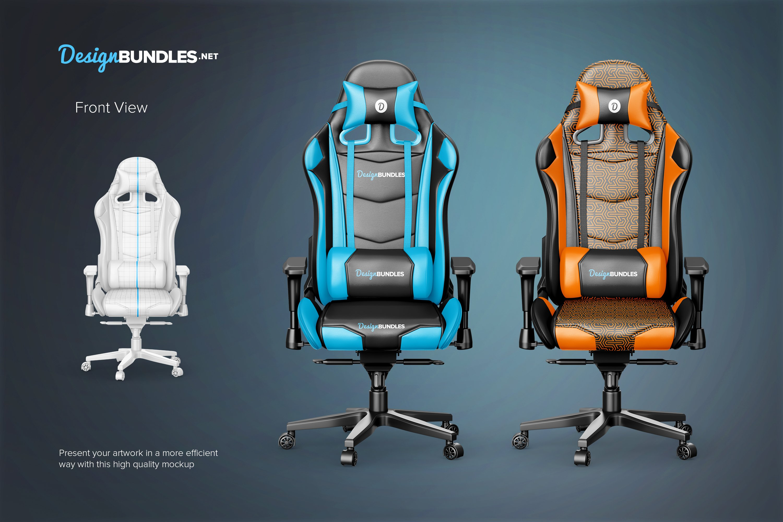 Gaming Chair Mockups example image 2