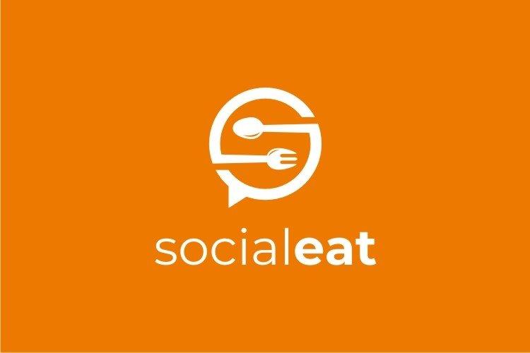 Social Eat - S Logo example image 2