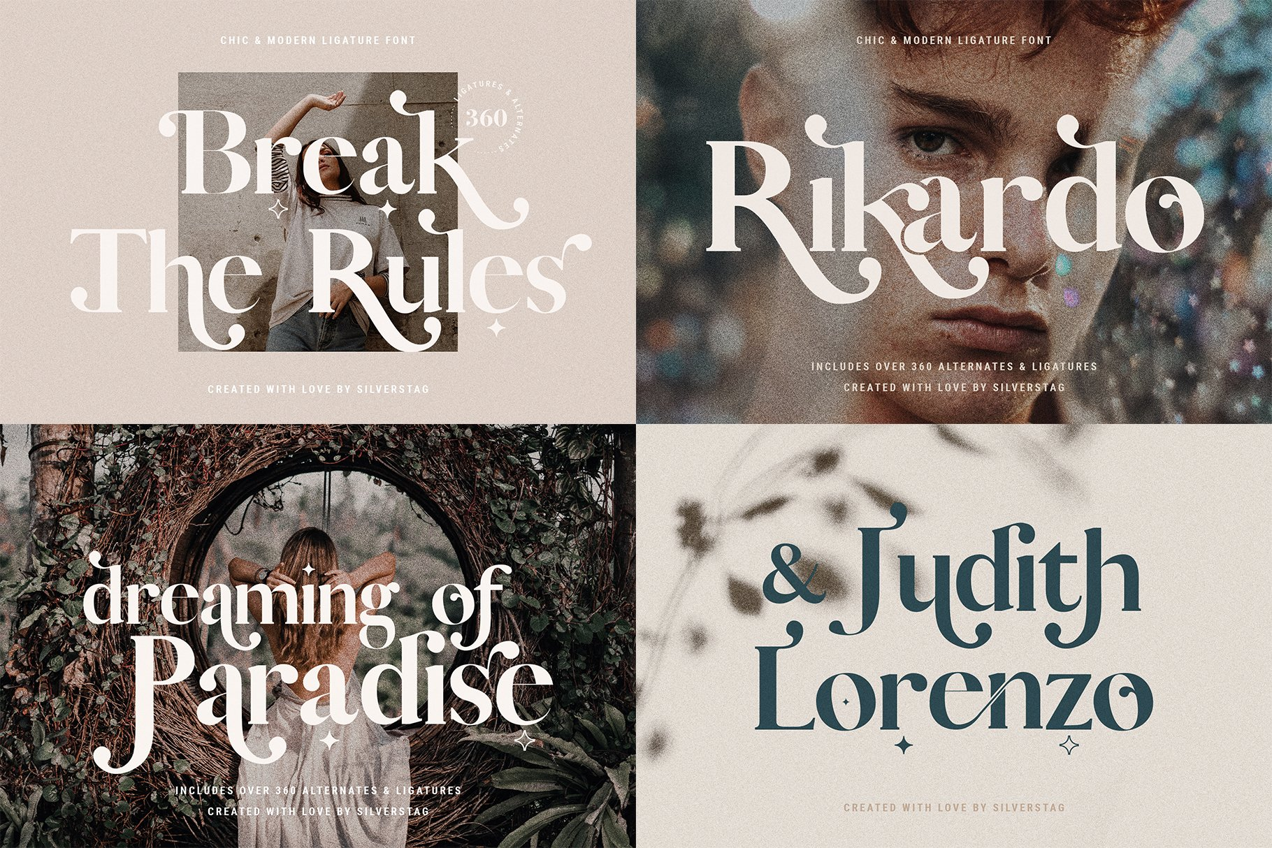 Font Bundle - Limited Time Edition With 80 Percent OFF example image 9