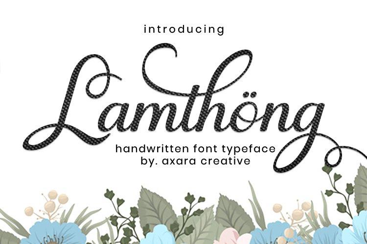 Lamthong example image 1