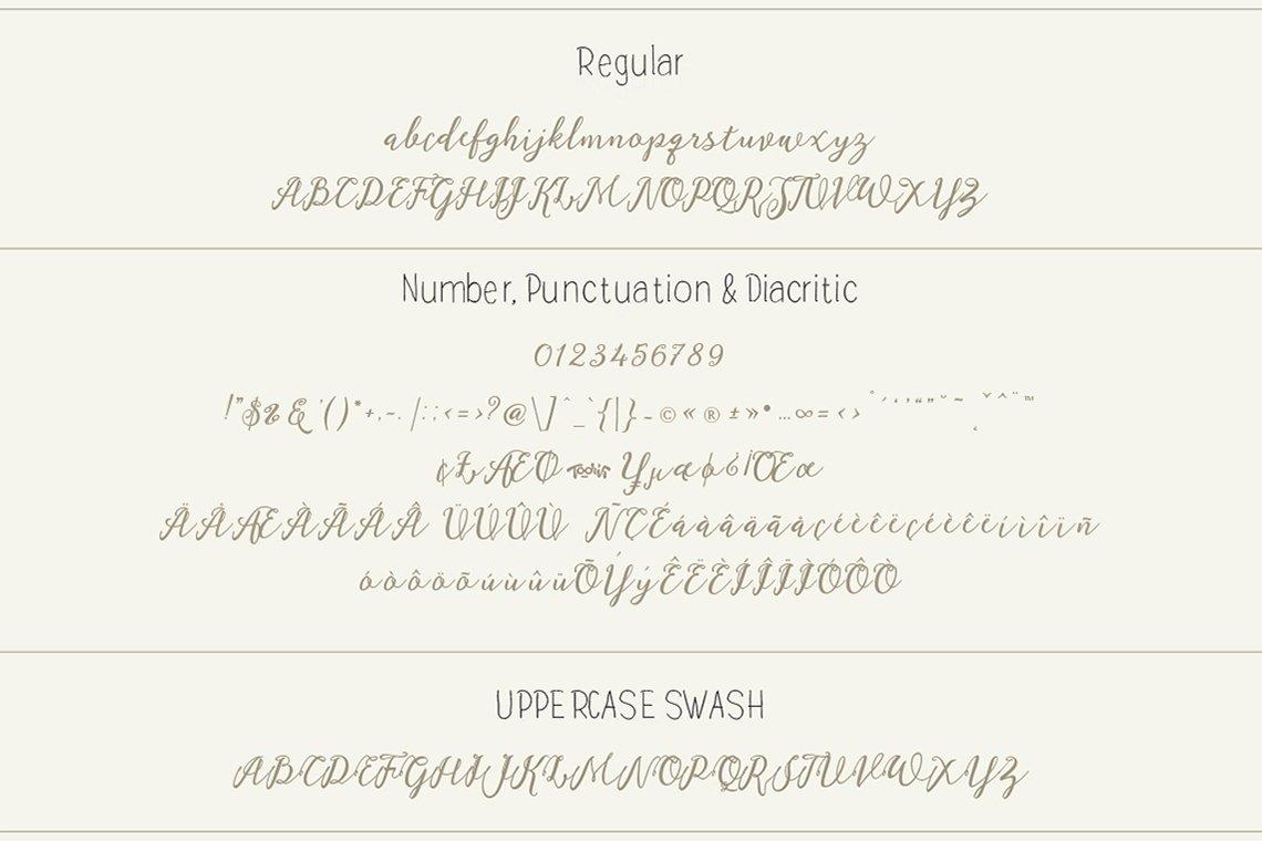 Wadella Script example image 5