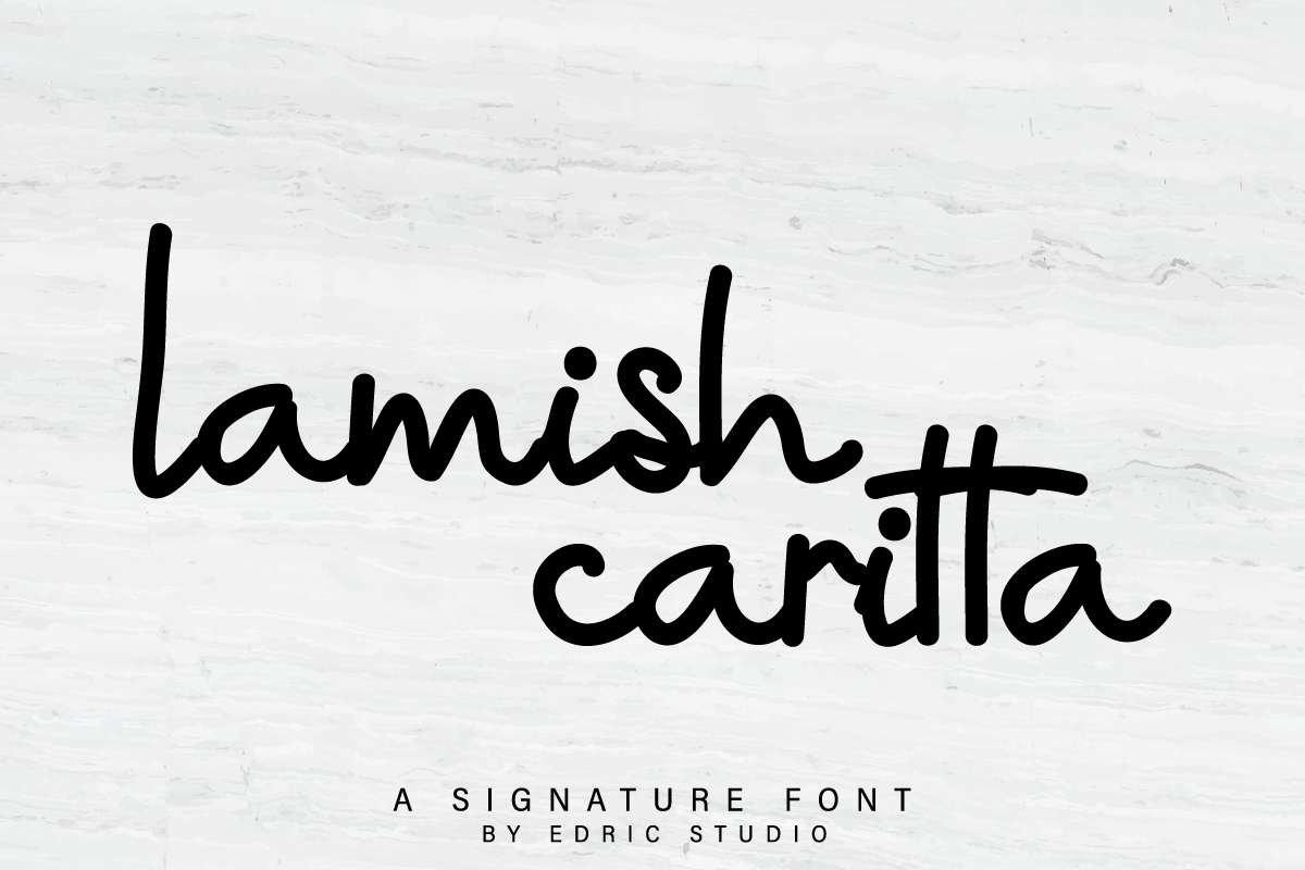 Lamish Caritta example image 11