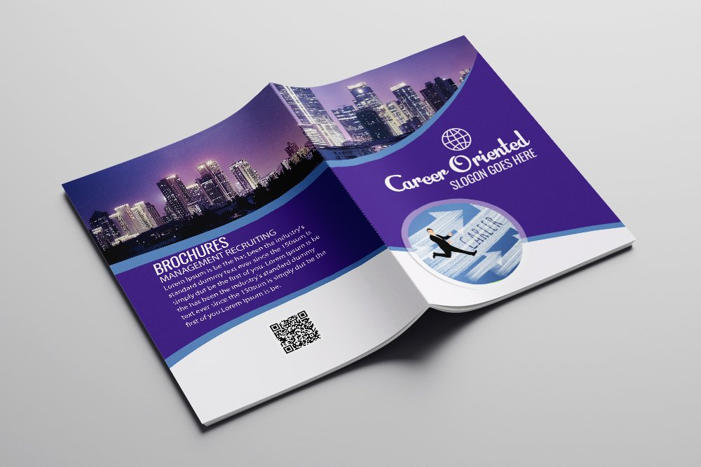 Business Catalogue Bifold Brochure 16 Pages example image 8