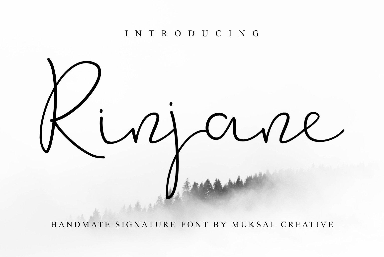 Rinjane example image 1
