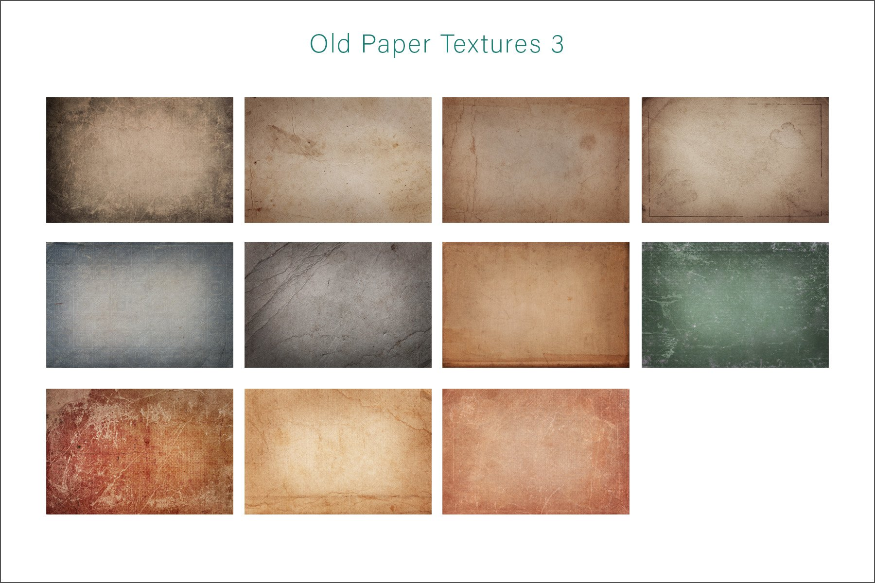Photo Art Old Textures Bundle example image 7