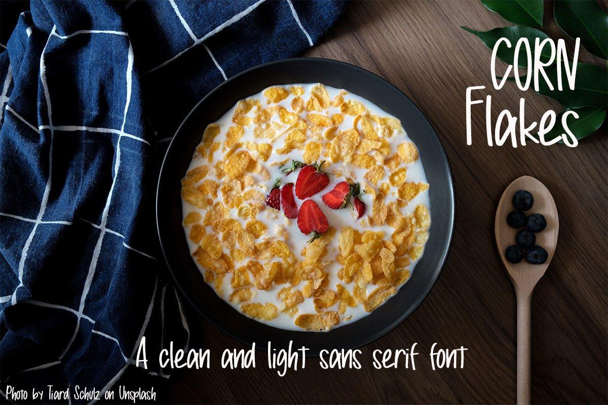 Corn Flakes example image 1