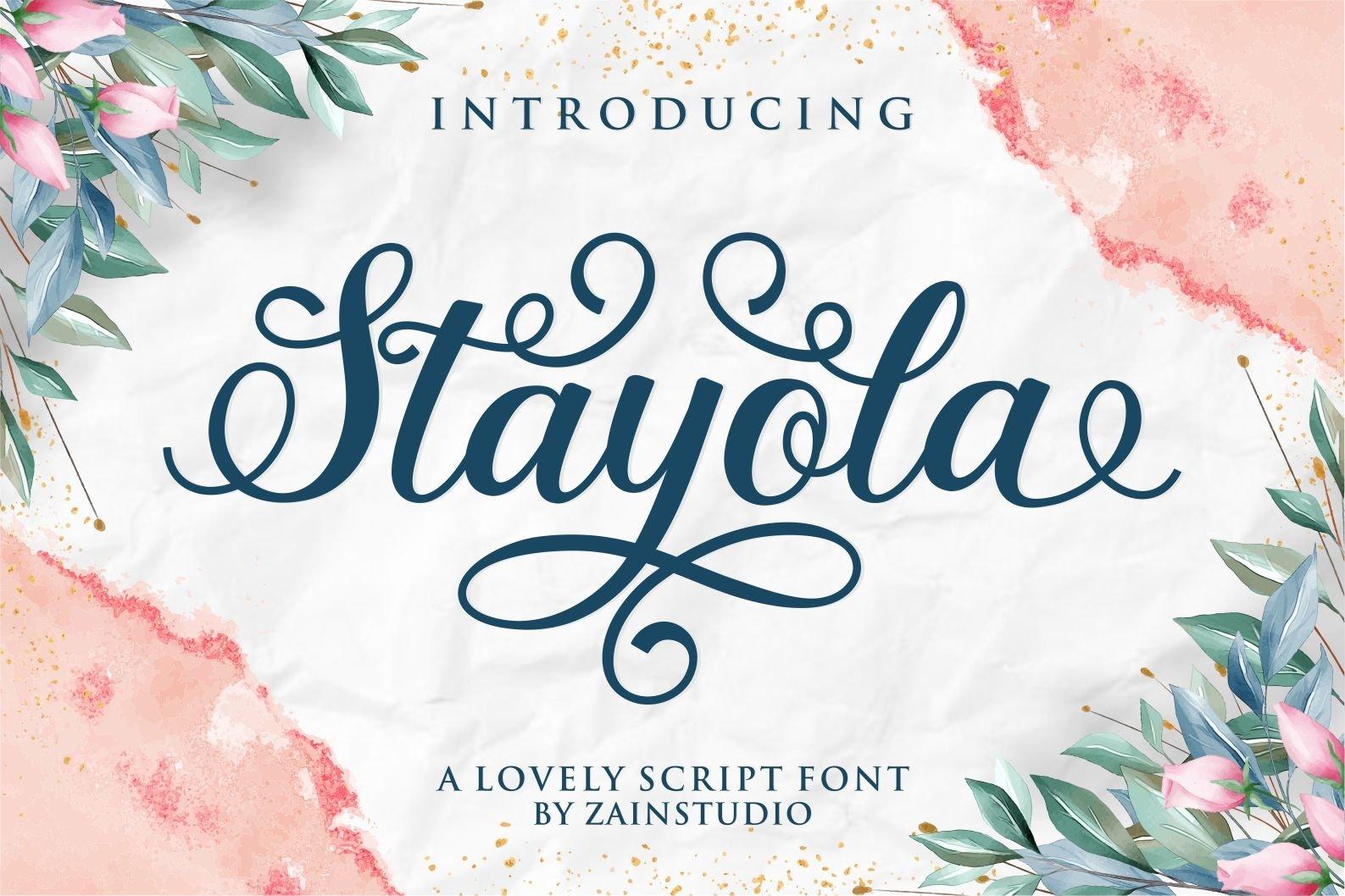 Stayola example image 1