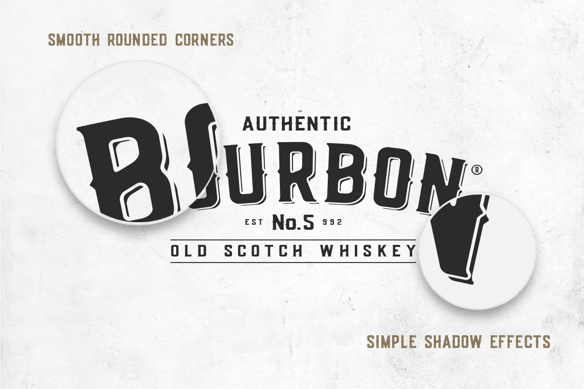 Old Scotch Typeface example image 5