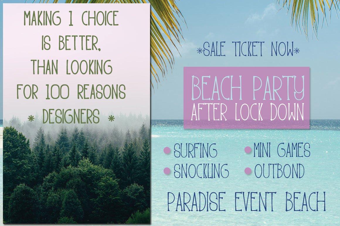 Paradise Beach example image 4