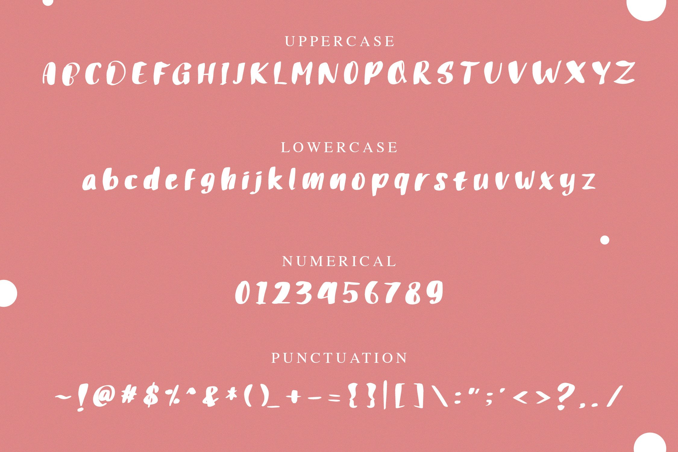 Puff Candle Playful Font example image 5