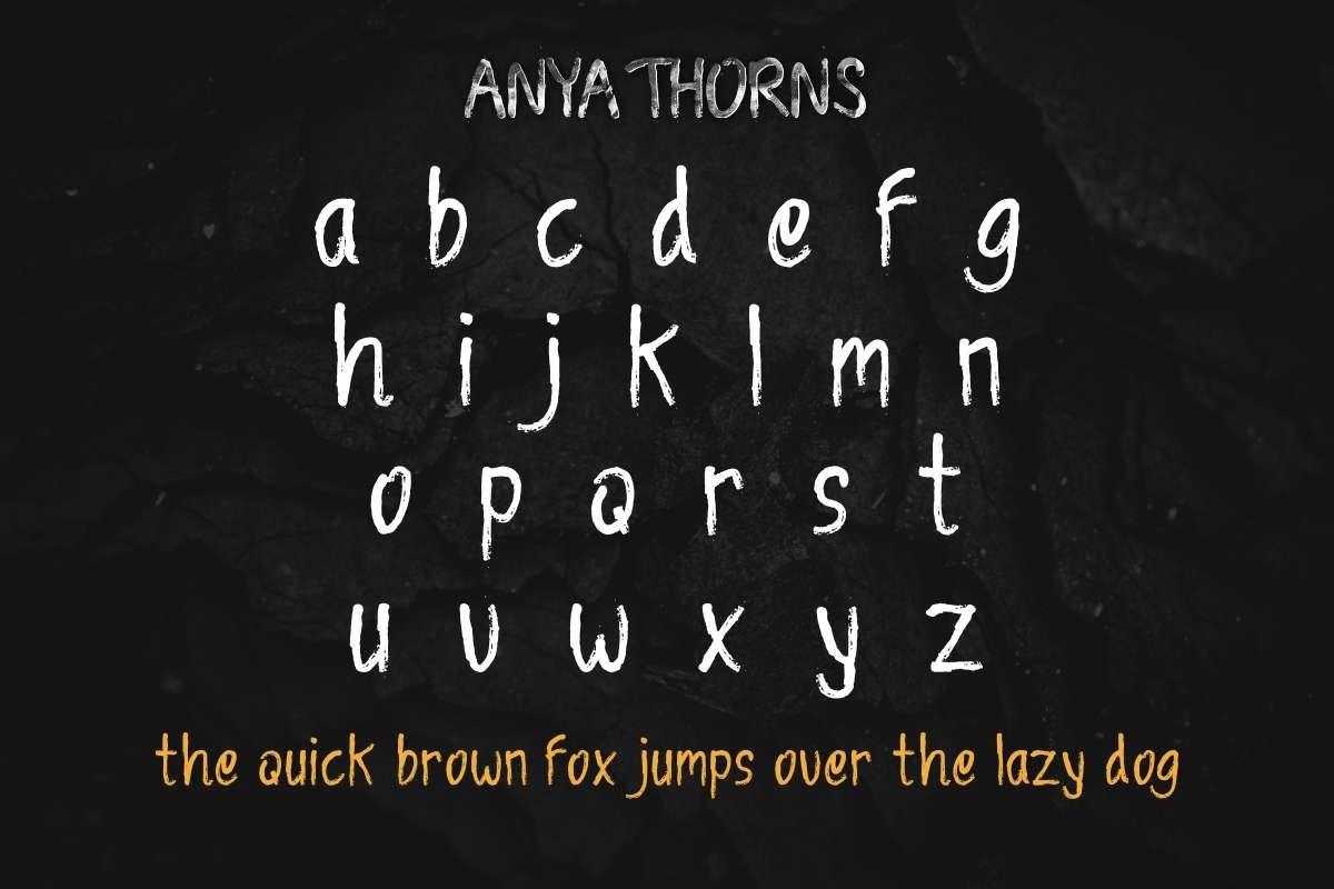Anya Thorns example image 8