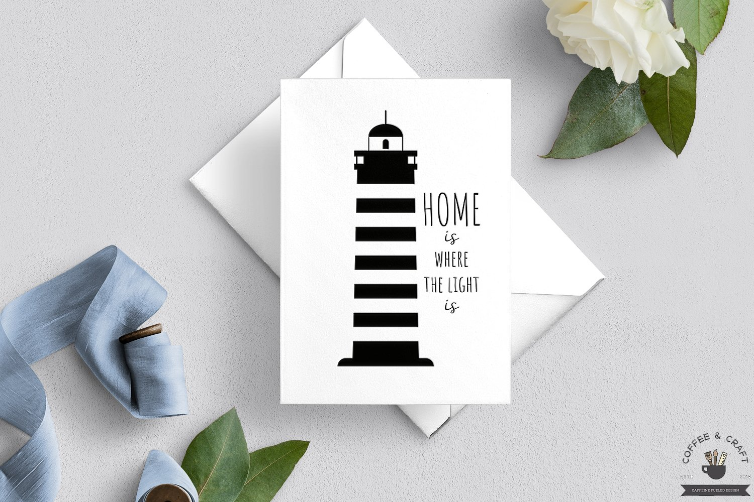 Lighthouse SVG example image 5