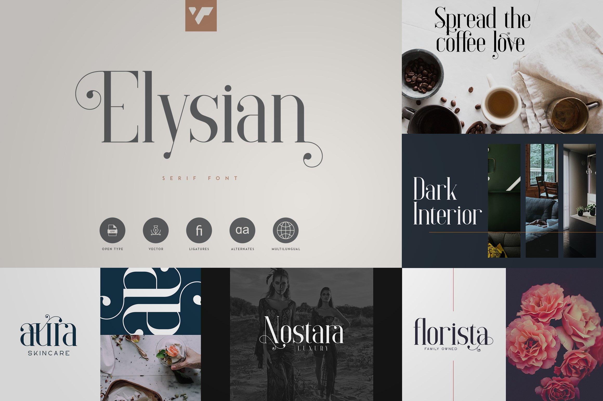 Fantastic Collection - Fonts, Logos example image 10