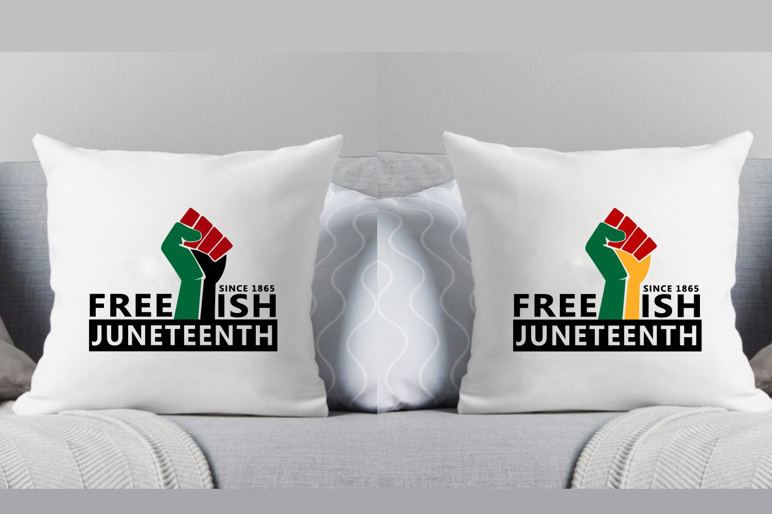 Juneteenth SVG PNG DXF EPS Files for Cutting and Printing example image 3