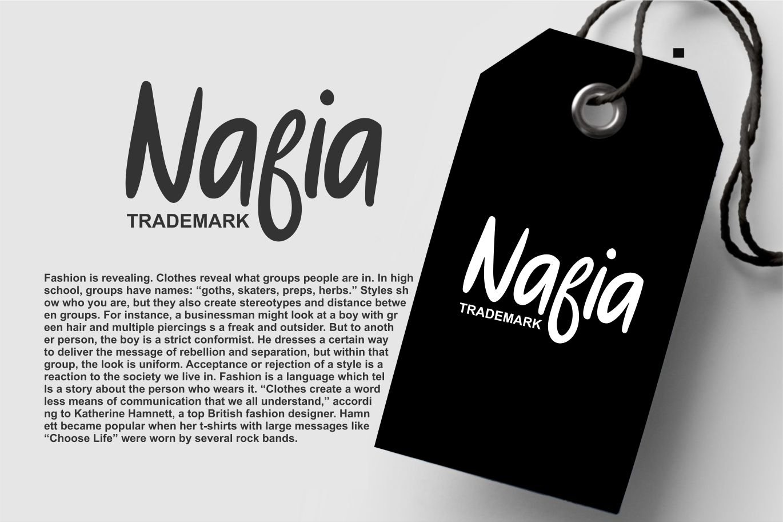 Hagos | Modern Typeface Script example image 2