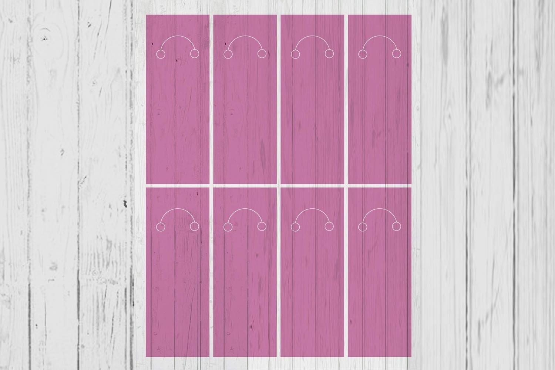Keyring Backing Card Svg Free – 70+ Best Quality File