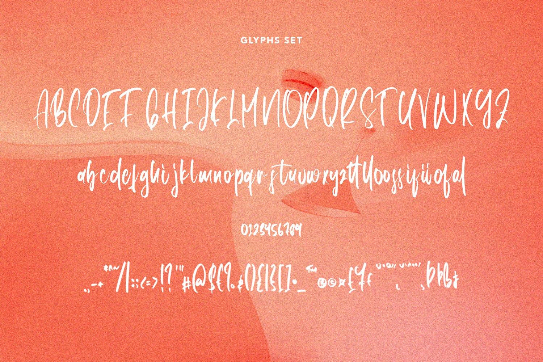 Originality - Script Font example image 7